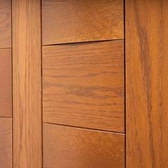 Front doors توسطErcole Srl, مدرن چوب Wood effect