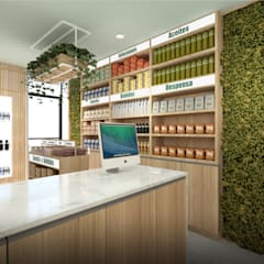 Commercial Spaces by Gamma