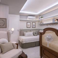 غرف الرضع تنفيذ Coletânea Arquitetos,