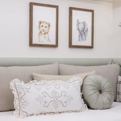 Dormitorios de bebé de estilo  por Coletânea Arquitetos, Clásico