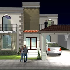 根據 grupo ME Arquitectos 古典風