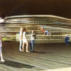 Projekty,  Bungalow zaprojektowane przez G._ALARQ.