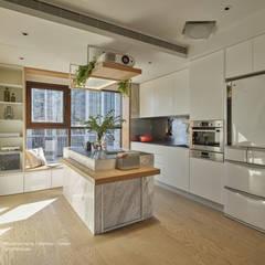 Kitchen units by SECONDstudio, Modern