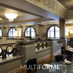 Bares y Clubs de estilo  por MULTIFORME® lighting,