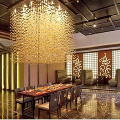 Projekty,  Gastronomia zaprojektowane przez KALYA İÇ MİMARLIK,
