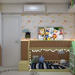 Baby room by ALENCAR Arquitetura | Interiores,