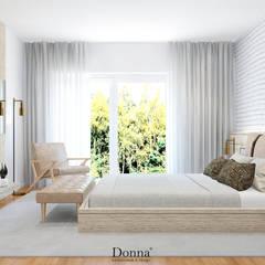 Cuartos de estilo  por Donna - Exclusividade e Design, Industrial