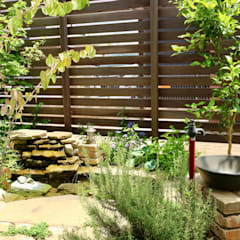 Garden Pond by 株式会社Garden TIME, Country Stone