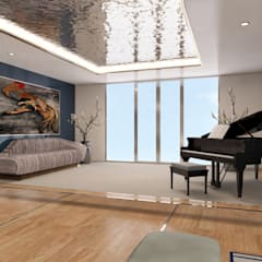 هواپیما و قایق های شخصی توسطMinimalismo Design, مدرن فلز