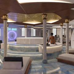 هواپیما و قایق های شخصی توسطMinimalismo Design, مدرن چوب Wood effect