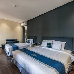 KHÁCH SẠN KỲ HÒA VŨNG TÀU:  Khách sạn by VAN NAM FURNITURE & INTERIOR DECORATION CO., LTD.,