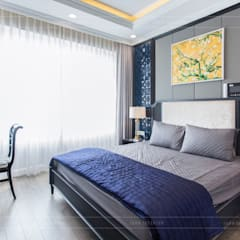 Bedroom by ICON INTERIOR, Asian
