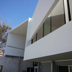 Windows by Yañez y Muñoz Arquitectos,
