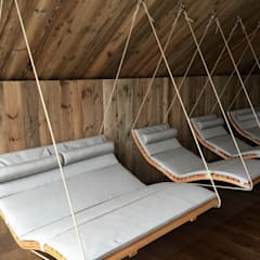 Sauna by faktor holz, Minimalist