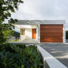 فيلا تنفيذ Ian Shaw Architekten,