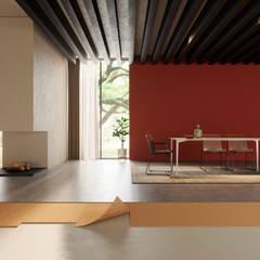 Subpavimentos por Go4cork Moderno Cortiça