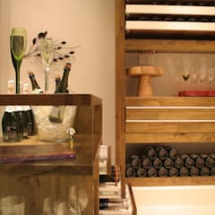 Wine cellar by MARIA FERNANDA PEREIRA,