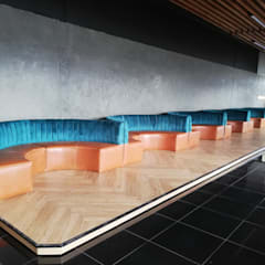 Cofi Polokwane:  Bars & clubs by Inex Projects CC, Modern