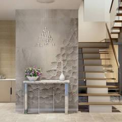 راهرو توسطDe Panache  - Interior Architects, مدرن