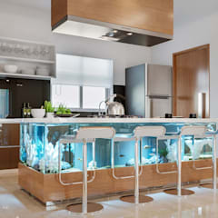Modern style kitchen ideas, inspiration & pictures | Homify