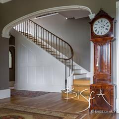 درج تنفيذ Bisca Staircases