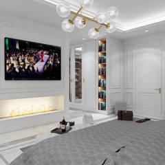 Bedroom by MOONFIELD STUDIO,