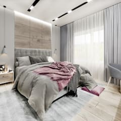 Bedroom by DesignNika,