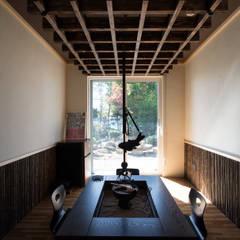 غرفة الميديا تنفيذ 安田建築設計事務所