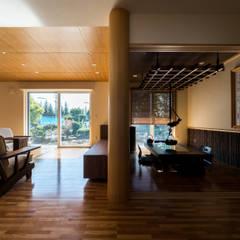 اتاق تفریحات رسانه ای توسط安田建築設計事務所