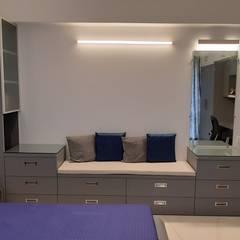 Dormitorios de estilo minimalista de Global Associiates Minimalista