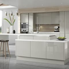 kitchens manufacturers:  Kitchen units by ATLAS KITCHENS, Minimalist MDF