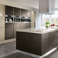من ATLAS KITCHENS حداثي MDF