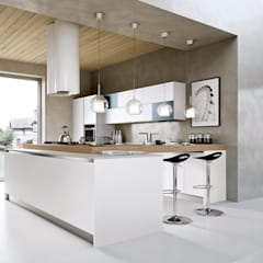 kitchens manufacturers:  Kitchen units by ATLAS KITCHENS, Modern MDF