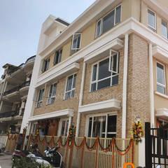 辦公大樓 by Panjwani Architects, 殖民地風