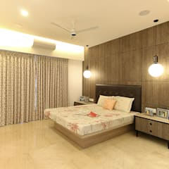 Small bedroom by Area Planz Design, Modern