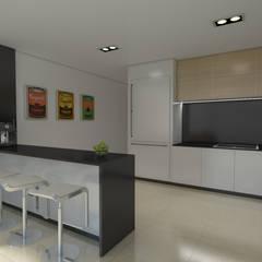 Habitação RM por Redbee Minimalista