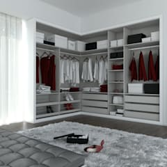 Dressing room by Redbee,