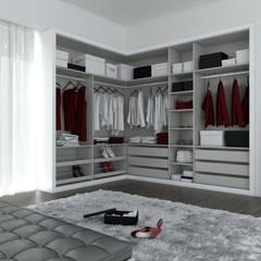Dressing room by Redbee, Modern