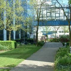 DSM Resins BV Industriële kantoorgebouwen van De Tuinregisseurs Industrieel