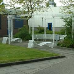 Gedung perkantoran oleh De Tuinregisseurs, Industrial