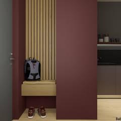 Corridor & hallway by Babakovdesign,