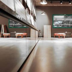 Gedung perkantoran oleh do-C architects, Industrial