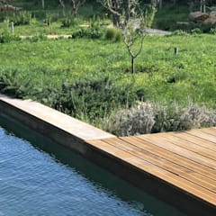 Hồ bơi theo Maria Mayer | Interior & Landscape Design,