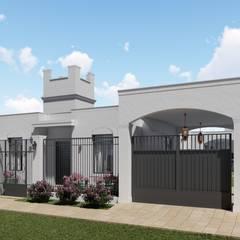 منزل ريفي تنفيذ ARBOL Arquitectos ,
