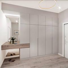 Corridor & hallway by DesignNika,