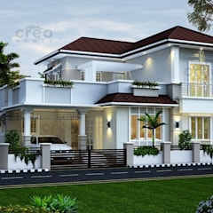 Roof by CreoHomes Pvt Ltd, Classic