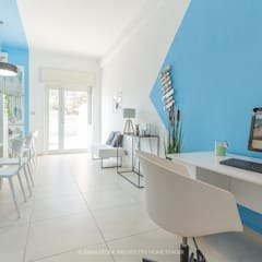 Offices & stores by Anna Leone Architetto Home Stager,