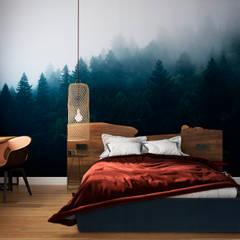 #aaad_парижанка: Спальни в . Автор – Aya Asaulyuk Design, Эклектичный