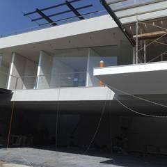 VIVIENDA SUSTENTABLE: Casas ecológicas de estilo  por Ortiz Construcciones y Remodelacion Integral, Moderno Compuestos de madera y plástico