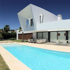 Дома на одну семью в . Автор – Pedro Iraburu Elizalde - Arquitecto, Минимализм